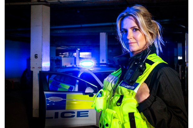 Famous and Fighting Crime, Penny Lancaster (Channel 4)