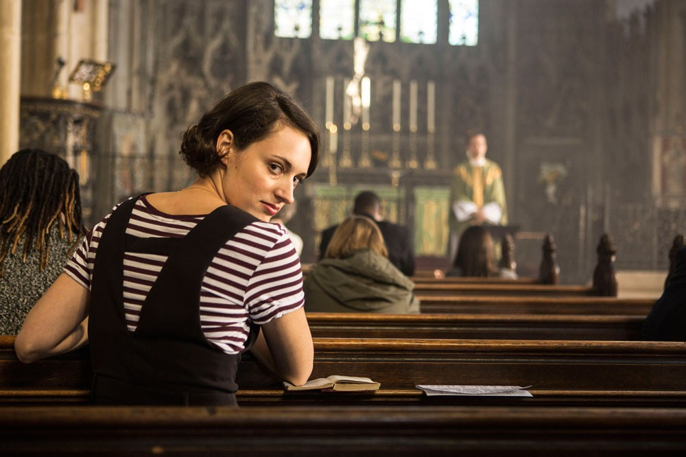 Fleabag-Church