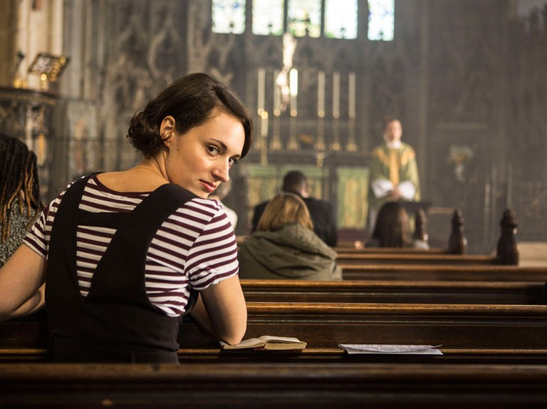 Phoebe Waller-Bridge teases secret alternate ending for Fleabag series 2