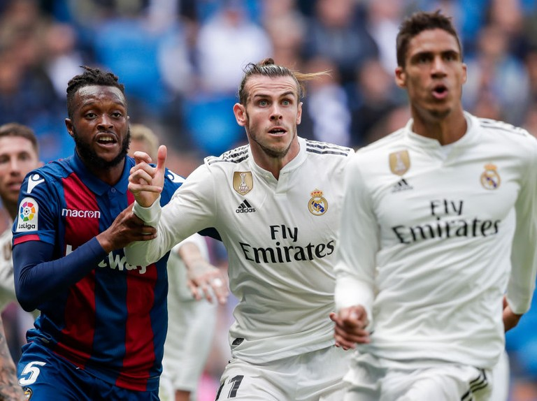 ITV kicks off deal to show weekly live La Liga matches with Sunday's Real Madrid game