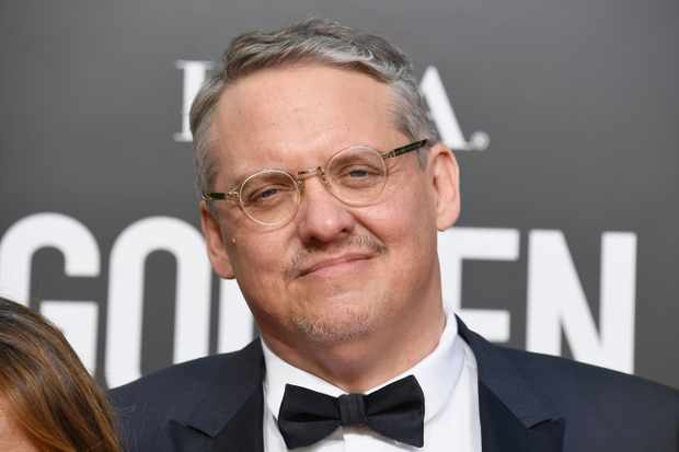 BEVERLY HILLS, CA - JANUARY 06:  76th ANNUAL GOLDEN GLOBE AWARDS -- Pictured: Adam McKay arrives to the 76th Annual Golden Globe Awards held at the Beverly Hilton Hotel on January 6, 2019. --  (Photo by Kevork Djansezian/NBC/NBCU Photo Bank)