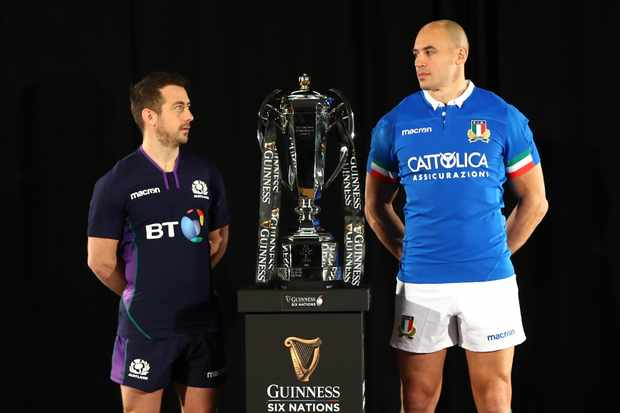 Six Nations 2019: Scotland v Italy
