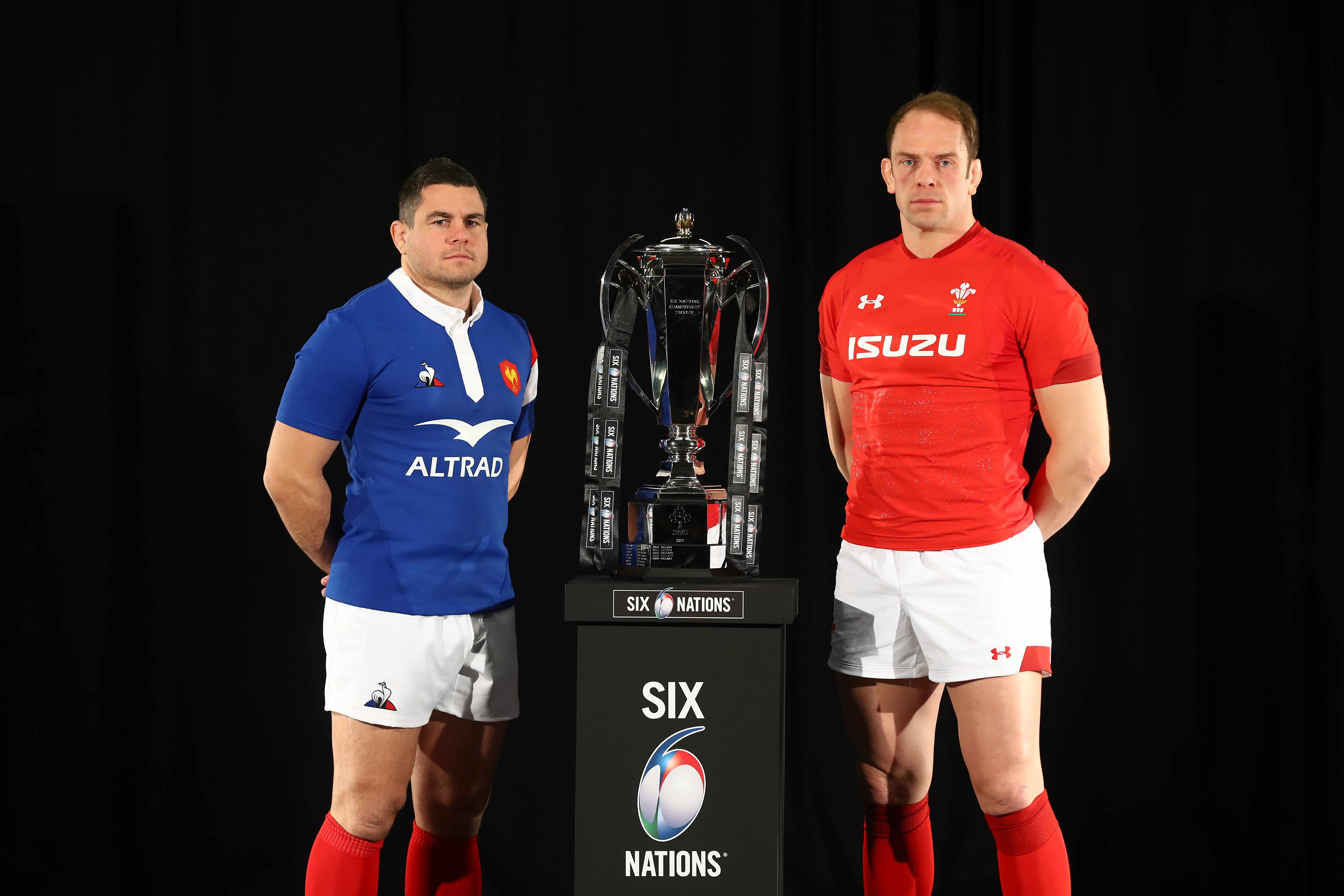 Six Nations 2019: France v Wales