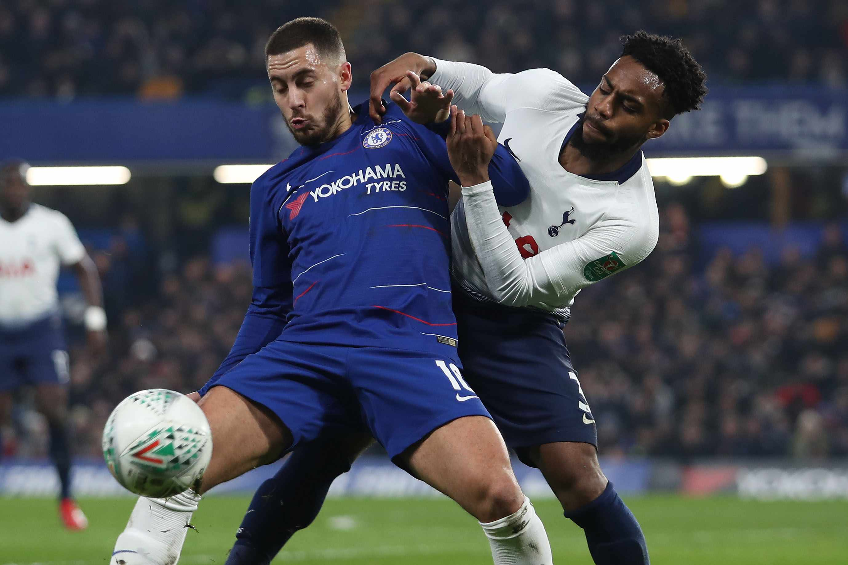 Chelsea v Tottenham: How to watch the Premier League clash on TV and online