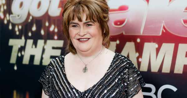 """Susan Boyle admits she was """"disappointed"""" not to win America's Got Talent: The Champions"""