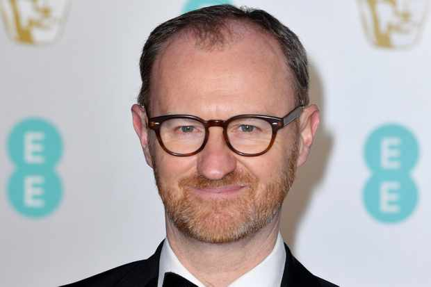 Mark Gatiss plays Glozier