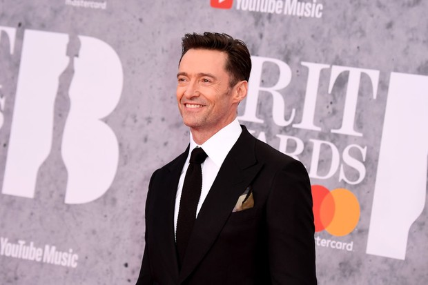 Hugh Jackman Brit Awards 2019