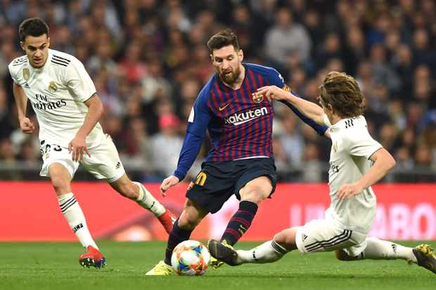 13aba4cf3 Real Madrid v Barcelona: Watch on TV, live stream, time, prediction ...