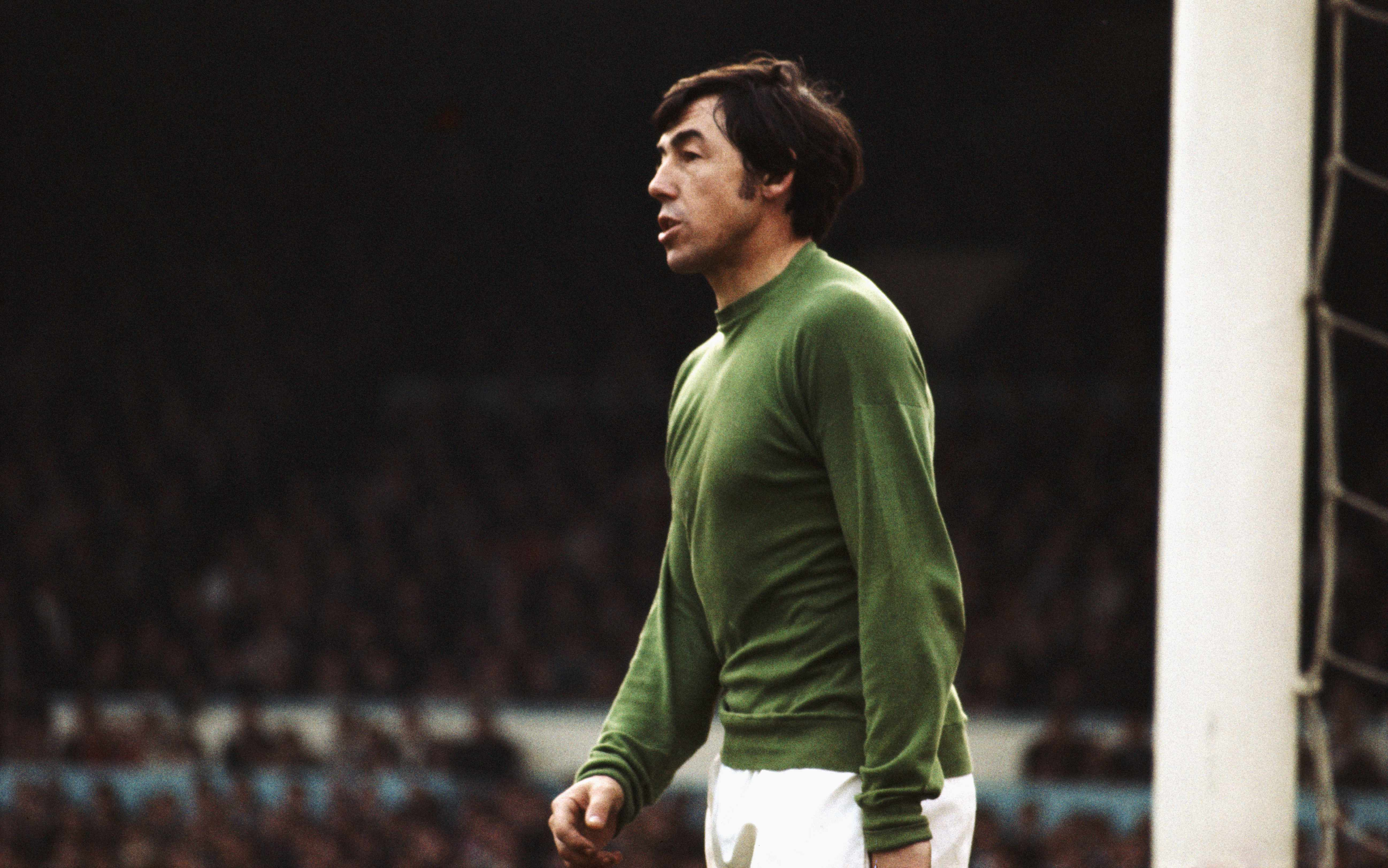 Gordon Banks (Getty)