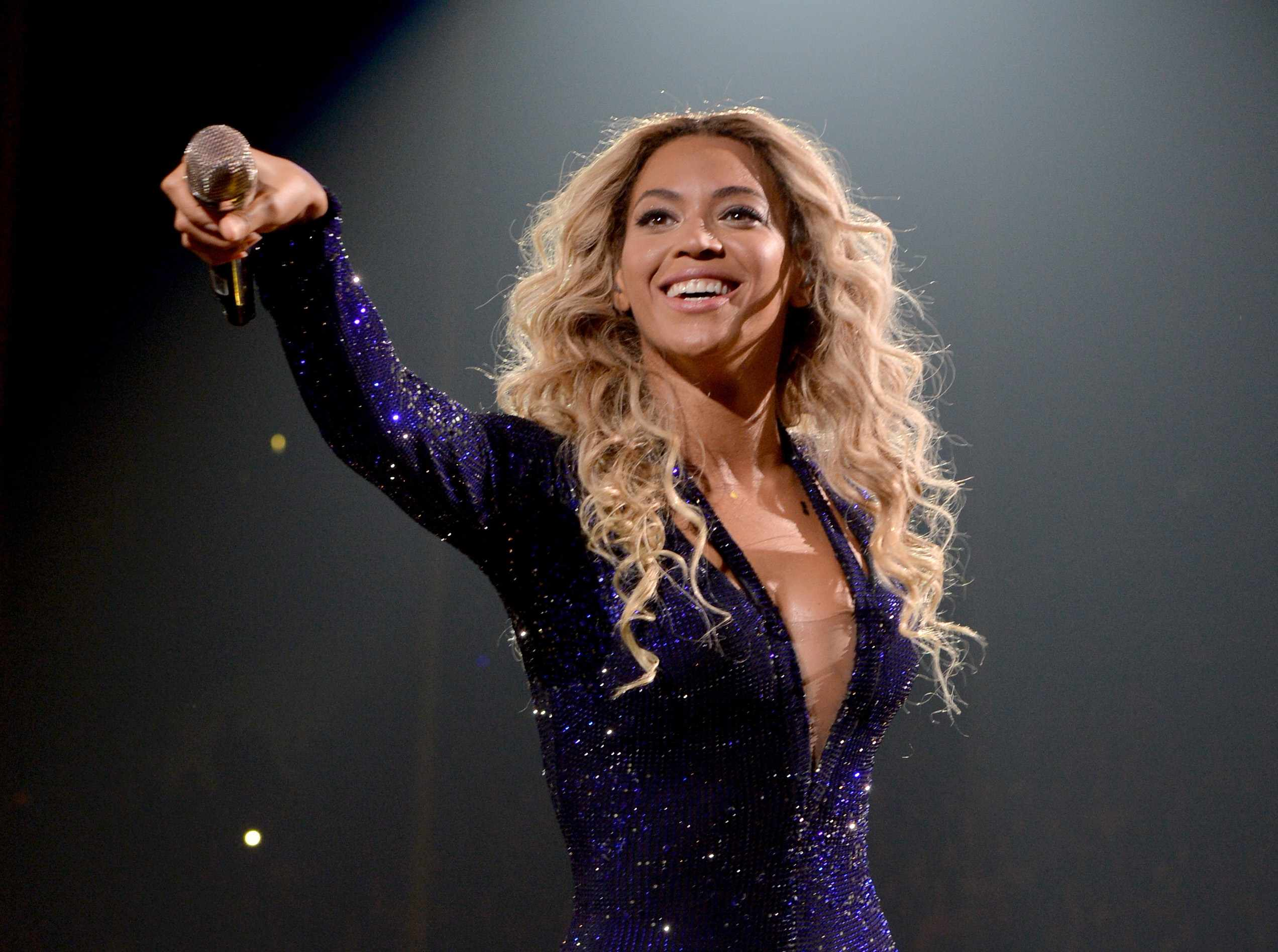 Beyonce (Getty)