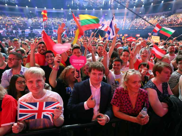 How to get tickets for the Eurovision Song Contest 2019