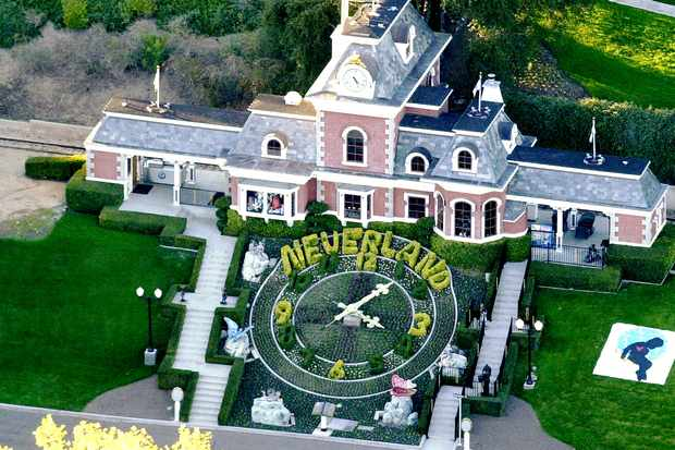 Michael Jackson's Neverland Ranch (Getty)