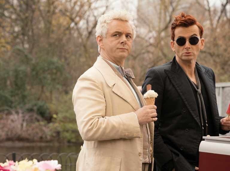 Michael Sheen explains why he was originally meant to play Crowley in Good Omens