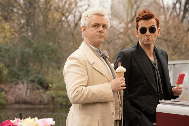 Good Omens: The 9 BEST romantic moments between Crowley and