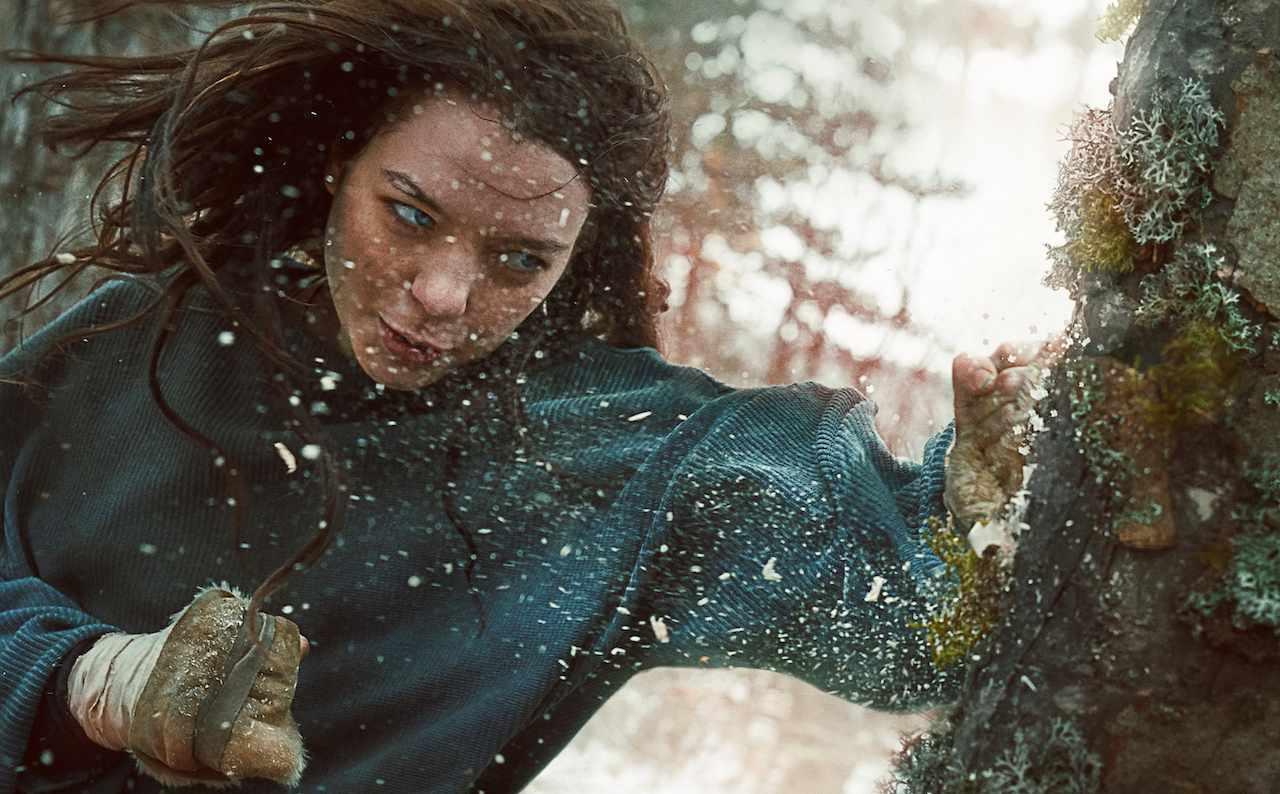 Hanna star Esme Creed-Miles (Amazon Prime Video)