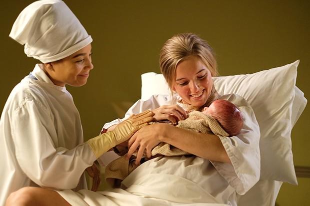 Hannah Rae plays Elaine Pilkington in Call the Midwife