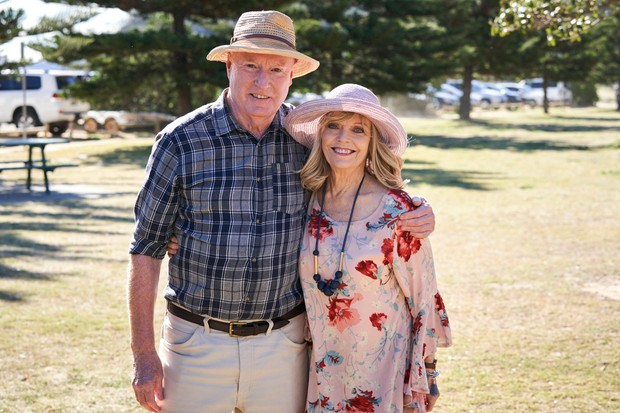 Home and Away, Alf Stewart, Martha Stewart