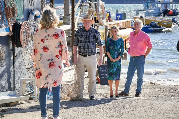Home and Away, Martha Stewart, Alf Stewart, Marilyn Chambers, John Palmer