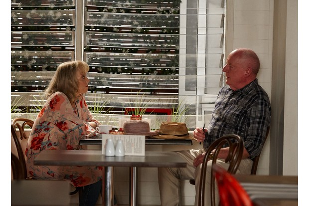 Home and Away, Martha Stewart, Alf Stewart