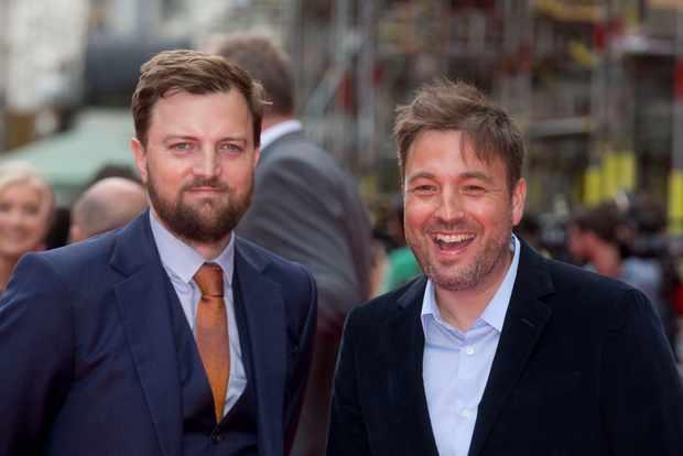 Iain Morris and Damon Beesley