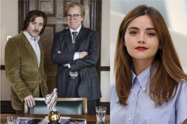 Inside No 9 and Jenna Coleman