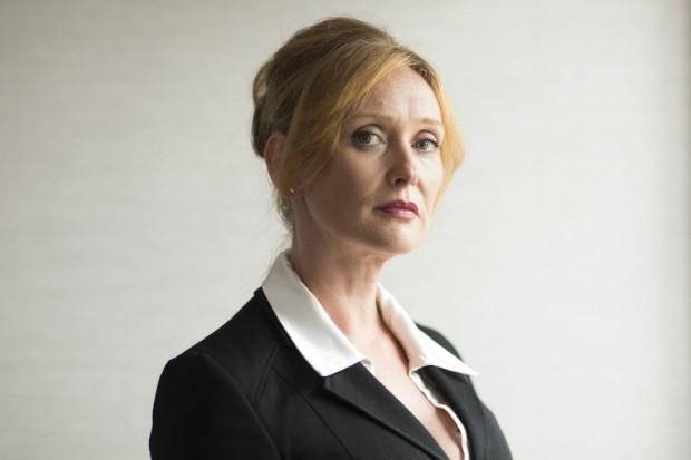 Jenni Keenan Green plays Claire McGuire in Shetland