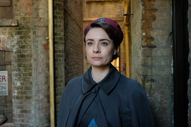 Call The Midwife - Jennifer Kirby as Val Dyer