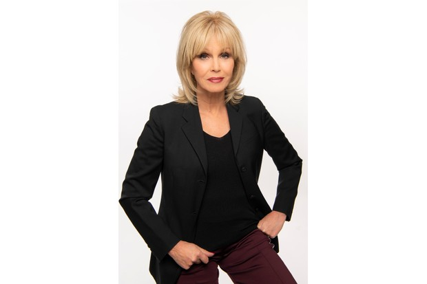 Joanna Lumley festival use ONLY, Camera Press / Carsten Windhorst