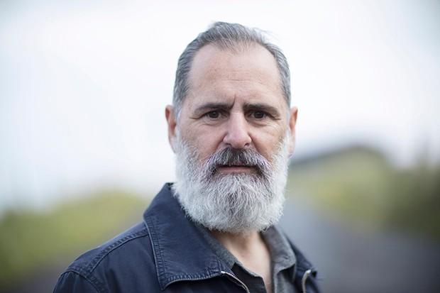 John Kazek plays Paul Kiernan in Shetland