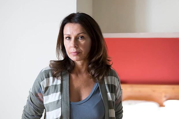 Julie Graham plays Rhona Kelly in Shetland