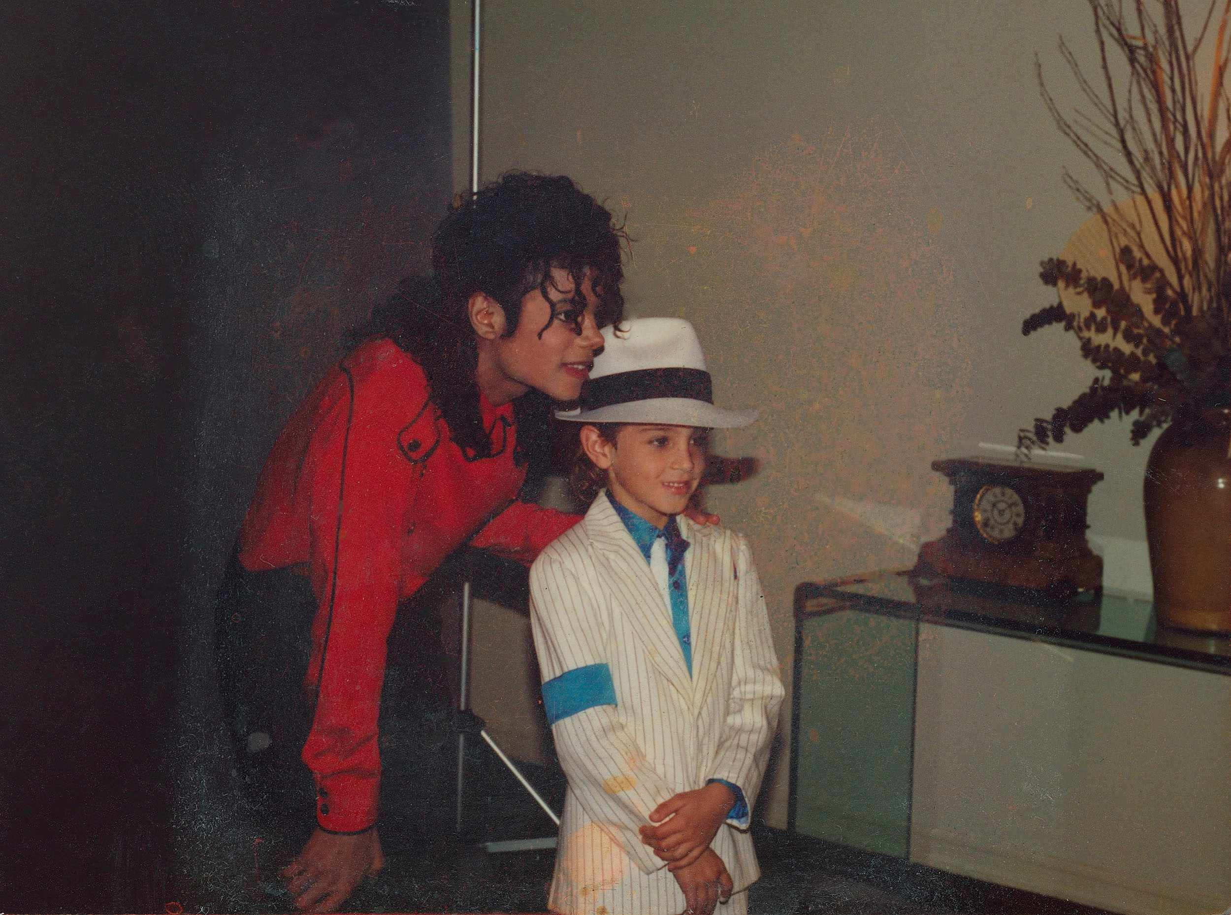 Leaving Neverland (C4)