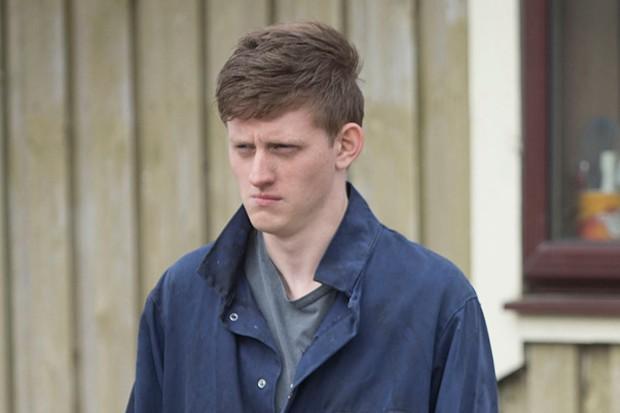 Lorn MacDonald plays Jamie Hayes in Shetland