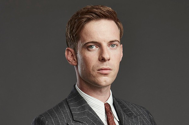 Luke Treadaway plays Hugh Fenton in Traitors