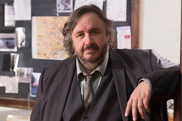 Mark Benton plays Frank Hathaway in Shakespeare and Hathaway Series 2