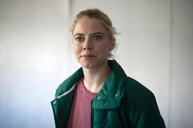 Meghan Tyler plays Mags in Shetland