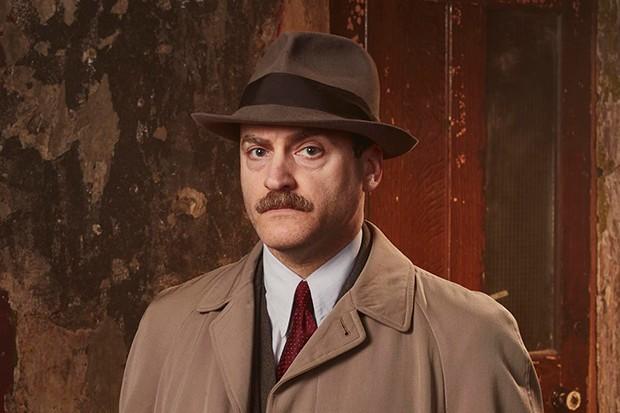 Michael Stuhlbarg plays Rowe in Traitors