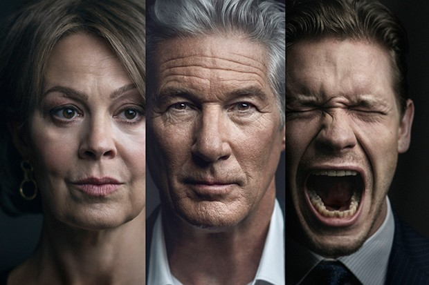 MotherFatherSon on BBC2 | Richard Gere drama air date, cast