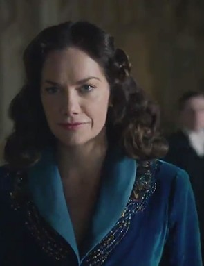 Ruth Wilson as Mrs Coulter in His Dark Materials