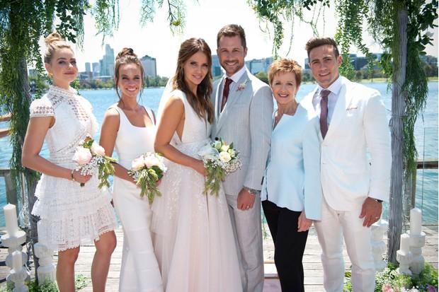 Neighbours, Chloe Brennan, Bea Nilsson, Elly Conway, Mark Brennan, Susan Kennedy, Aaron Brennan