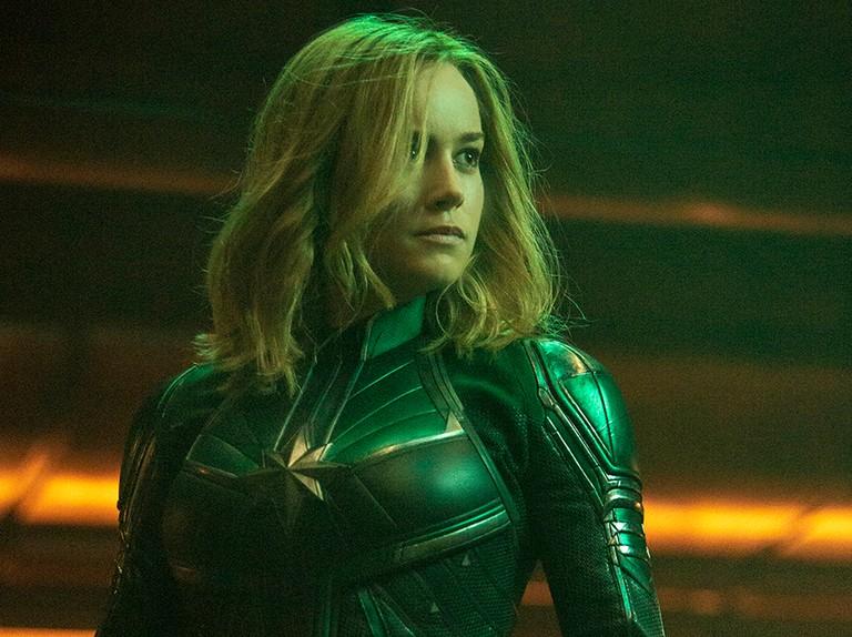 Captain Marvel: post credits scenes explained
