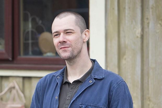 Owen Whitelaw plays Prentice Hayes in Shetland