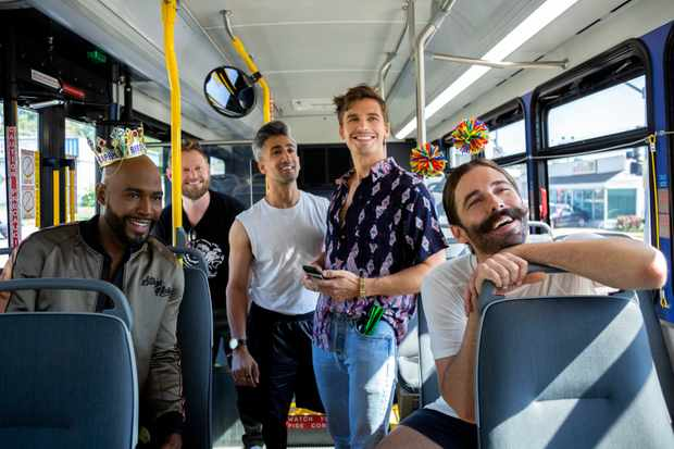 Queer Eye season 3 Netflix release date, locations, stories
