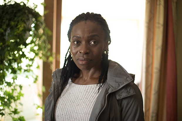 Rakie Ayola plays Olivia Lennox in Shetland
