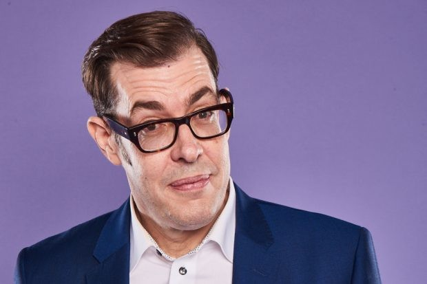 Richard Osman The Masked Singer