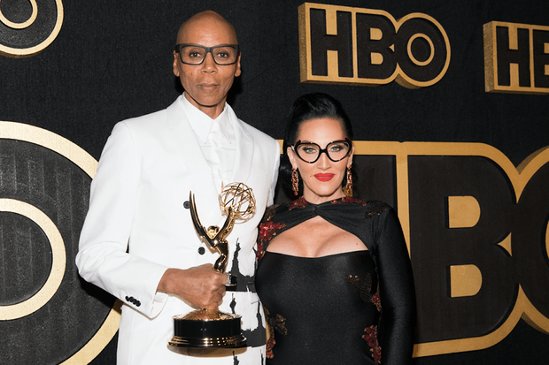 RuPaul, Michelle Visage (Getty)