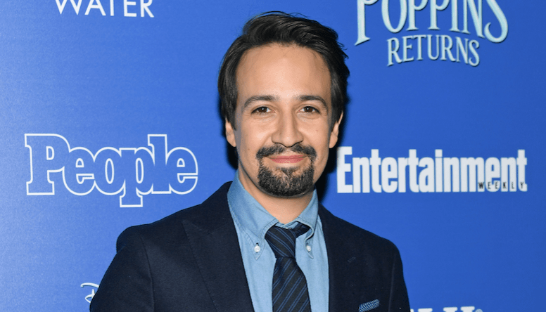 Lin Manuel-Miranda (Getty)