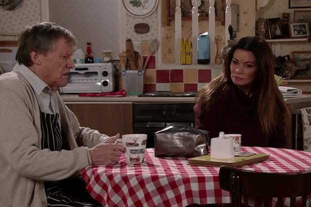 Coronation Street, Roy Cropper, Carla Connor