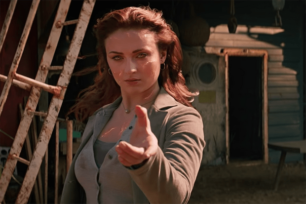 Sophie Turner as Jean Grey in X-Men: Dark Phoenix (Fox)