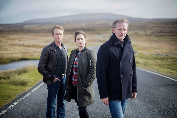 Shetland cast