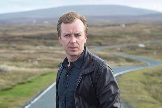 Steven Robertson plays DC Sandy Wilson in Shetland